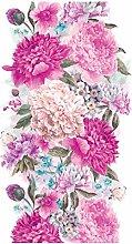 dekodino® Adesivo murale acquerello banner da