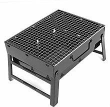 Demeras - Griglia per barbecue in acciaio INOX,