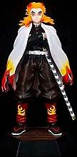 Demon Slayer Rengoku Kyoujurou Personaggi del