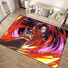 Demon Slayer tappeto per soggiorno, camera da