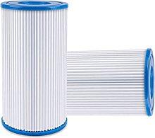 Denkmsd 2 filtri Spa per filtro Hot Tub di