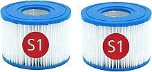 Denkmsd Cartucce per filtro Whirlpool per Intex S1