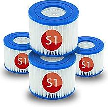 Denkmsd S1 - Cartucce di ricambio per filtro