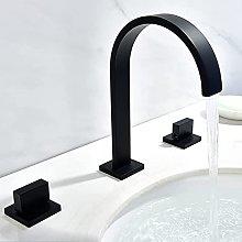 DERUKK-TY - Rubinetto per lavabo da bagno, colore: