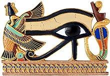 Design Toscano Decorazione egizia L'occhio di