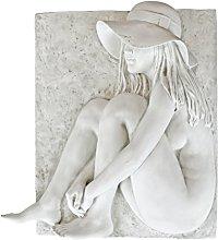 Design Toscano Scultura da Parete Beth in