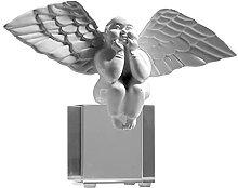 Desktop Decorazione Bianco Angelo Statua Statua