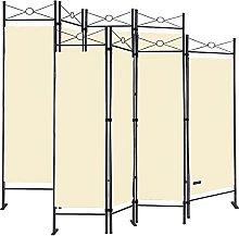 Deuba Divisorio per Ambienti Lucca 2 pz 180x163