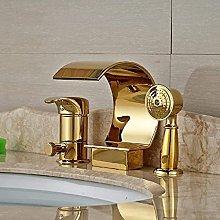 Deviatore del rubinetto della vasca del bagno