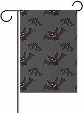 DEZIRO, Bandiera da Giardino con Pipistrelli e