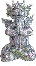 DHYED Statua decorativa da giardino, statua di
