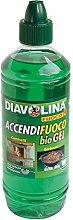 DIAVOLINA ACCENDIFUOCO Liquido BIOGEL ML 750 per