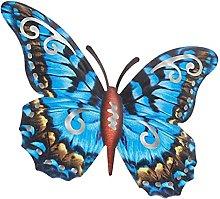 DierCosy Tools Decorazione da parete con farfalla