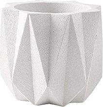 DierCosy Tools Fioriere in cemento, vaso per