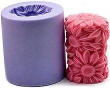 DierCosy Tools Stampo per candele floreali-Stampo