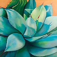 Dipingere con i Numeri succulento DIY Set di