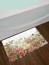 Dipinti fiori e farfalle Decorazione Della Casa