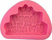 DIRTOM - Stampo Per Torta, Resistente e Facile Da