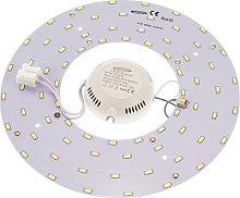 Disco LED Circolina Con Calamita 24W 2640 Lm 120°