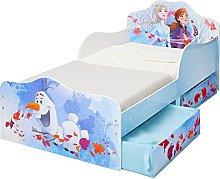 Disney Lettino per Bambini con Contenitore