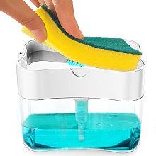 Dispenser di sapone da cucina dal design