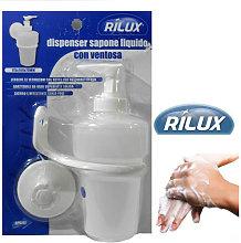 Dispenser Porta sapone Mensola Sapone Attacco a