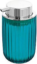 Dispenser Sapone Modello Roma Colore Acqua Marina