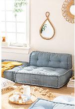 Divano Centro per sofà componibile Dhel Blu