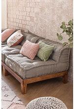 Divano Centro per sofà componibile Dhel Grigio