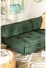 Divano Centro per sofà componibile Dhel Verde
