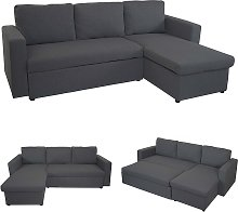 Divano letto divano angolare HWC-D92 tessuto