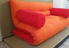Divano Letto futon con braccioli Double Face Base