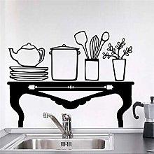 divertenti strumenti da tavola teiera piatti