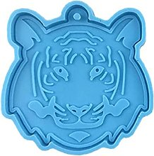 DIY 3168 Testa di tigre Silicone Epoxy Stampo DIY