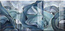 DIY 5D Pittura Diamante Kits Completo Blu Verde