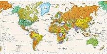 DIY 5D Pittura Diamante Kits Completo Mappa del