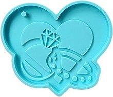 DIY Love Series Silicone Stampo epossidico DIY