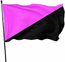 DJNGN Bandiere di anarchismo straniero 3x5