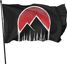 DJNGN Classic Twin Peaks Twin Peaksflag