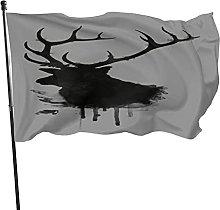 DJNGN Elk Racerback Canotta Cortile Bandiera