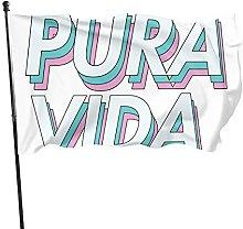 DJNGN Pura Vida Pastel Pastel Arazzo Cortile