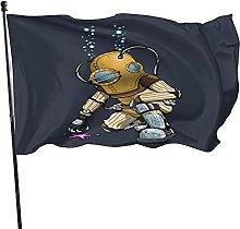 DJNGN Segnala Deep Sea Diver Big Daddy BioShock
