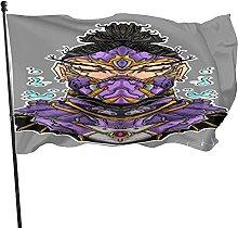 DJNGN Segnala Kombat Purple Rain Decorazioni Party