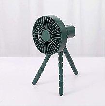 DJRH. Ventilatore da Passeggino Portatile per