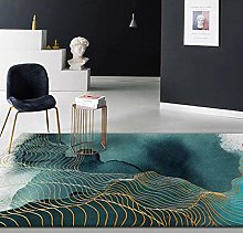 DJYTHLT Moderno Design Tappeto Stile Cinese Linea