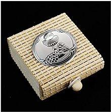 DLM31691 Scatolina per Confetti in bambù Calice