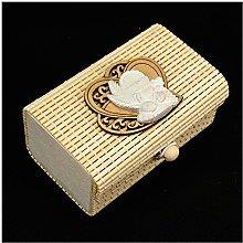 DLM31727 Scatolina per Confetti in bambù Calice