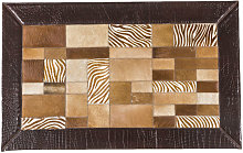 Dmora Tappeto moderno baltimora, stile kilim, 100%