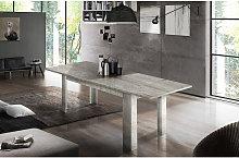 Dmora Tavolo per sala da pranzo estensibile, Made