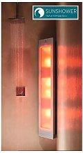 Doccia solare a infrarossi sunshower solo